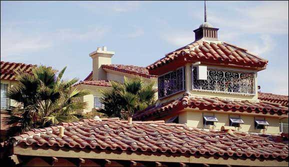 Mca Clay Roof Tiles