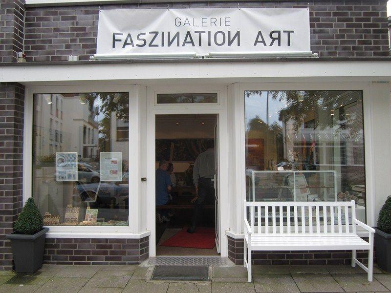 Wenn ich in Hamburg wäre, würde ich die Ausstellung