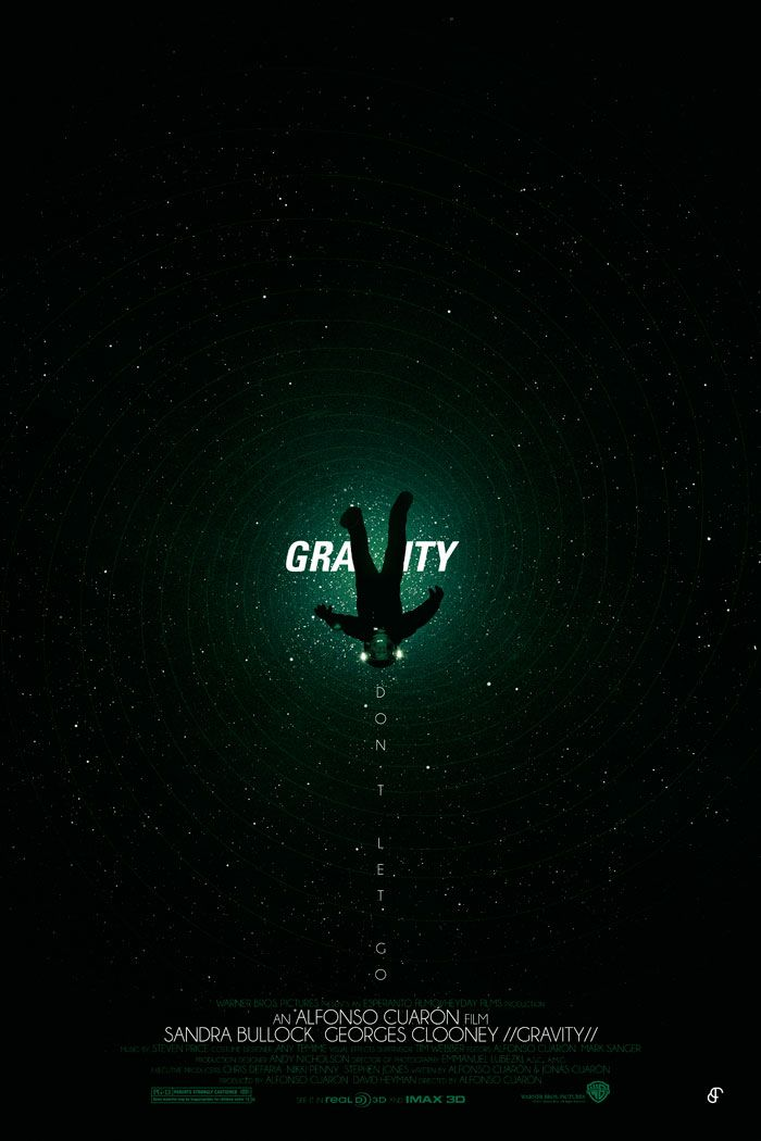 Gravity by Patrick Connan