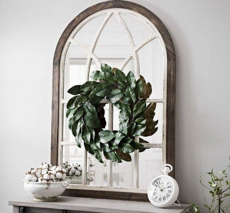 30 Interesting Arched Wall Mirrors For Your Home Decor Ideas Entryway Mirror Foyer Decorating Entryway Decor