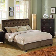 Master Bedroom --- Walmart: Hokku Designs Oscar Platform Bed