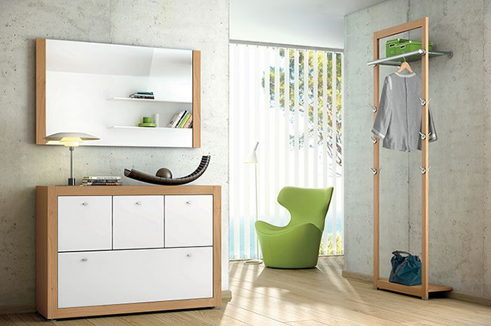 Meuble du0027entrée #Hülsta Modèle  - meuble vide poche design