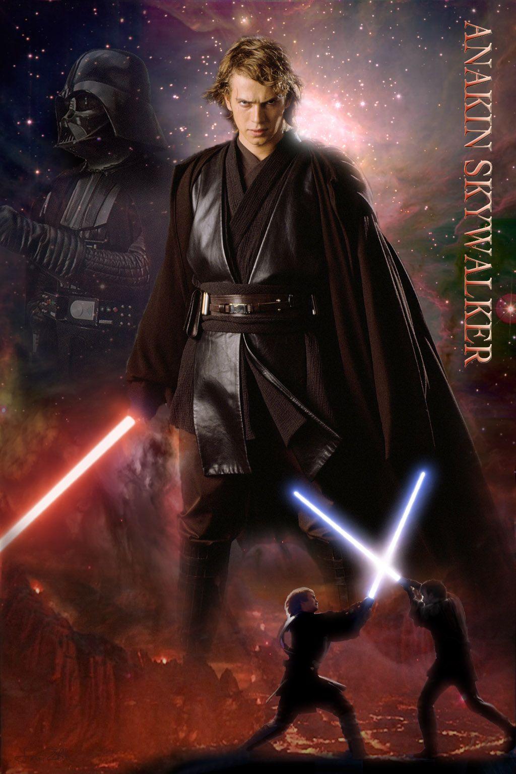 Anakin skywalker - Amazing Jedi Outfit