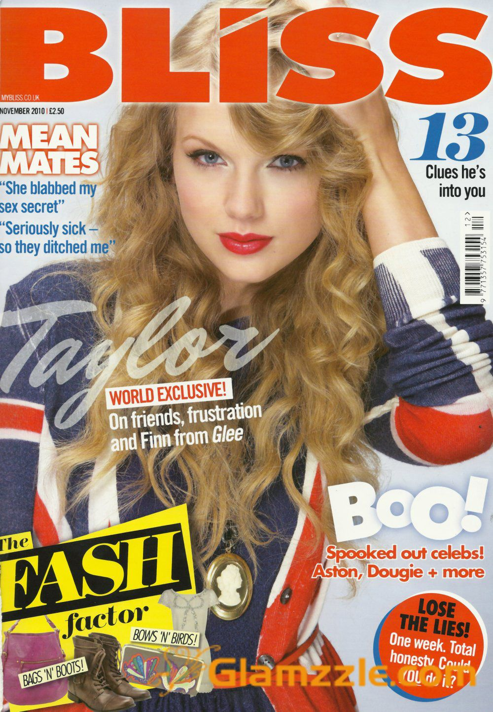 Magazines Collection Fashion Nails 4 Et 5: Taylor Swift Magazine Covers