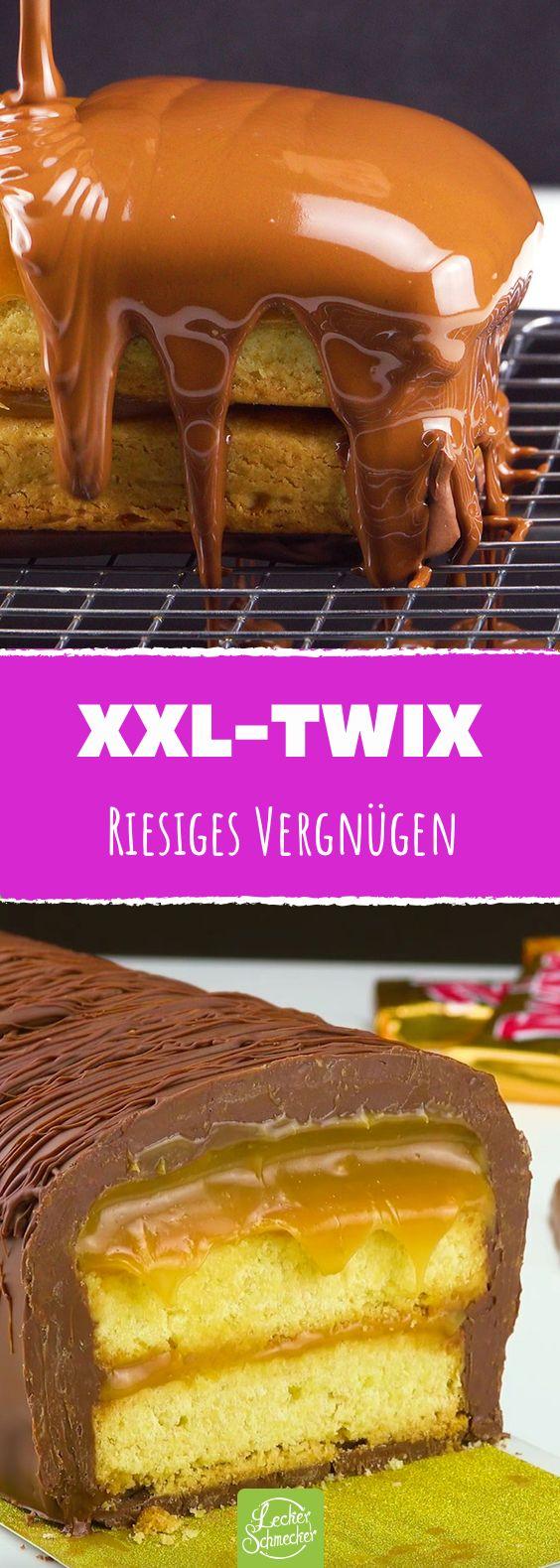 XXL-Twix – Es kommt doch auf die Größe an!