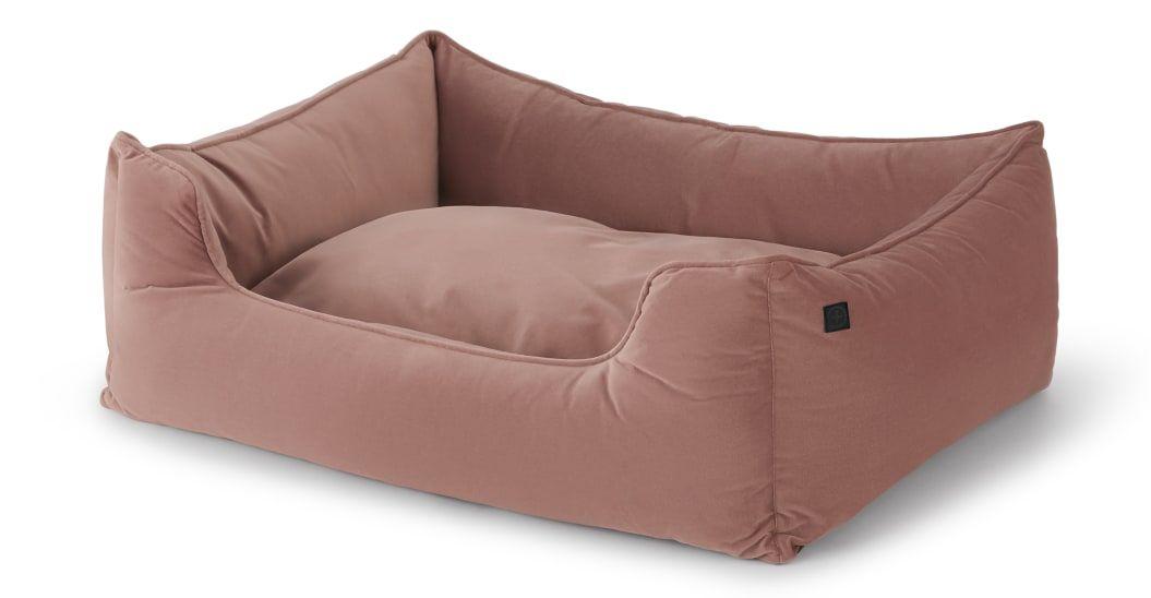 Kysler Extra Large Pet Bed Velvet Pink Made Com Large Pet Beds Pet Bed Pet Beds