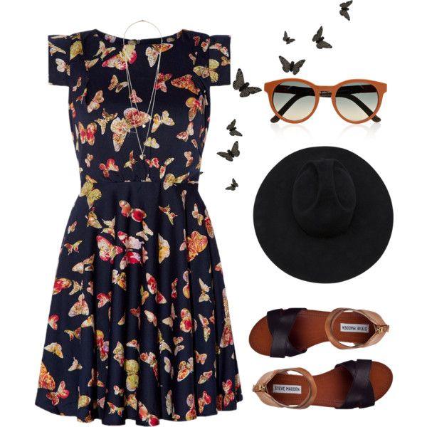 """""""wings like a butterfly"""" by beautifulnoice on Polyvore"""
