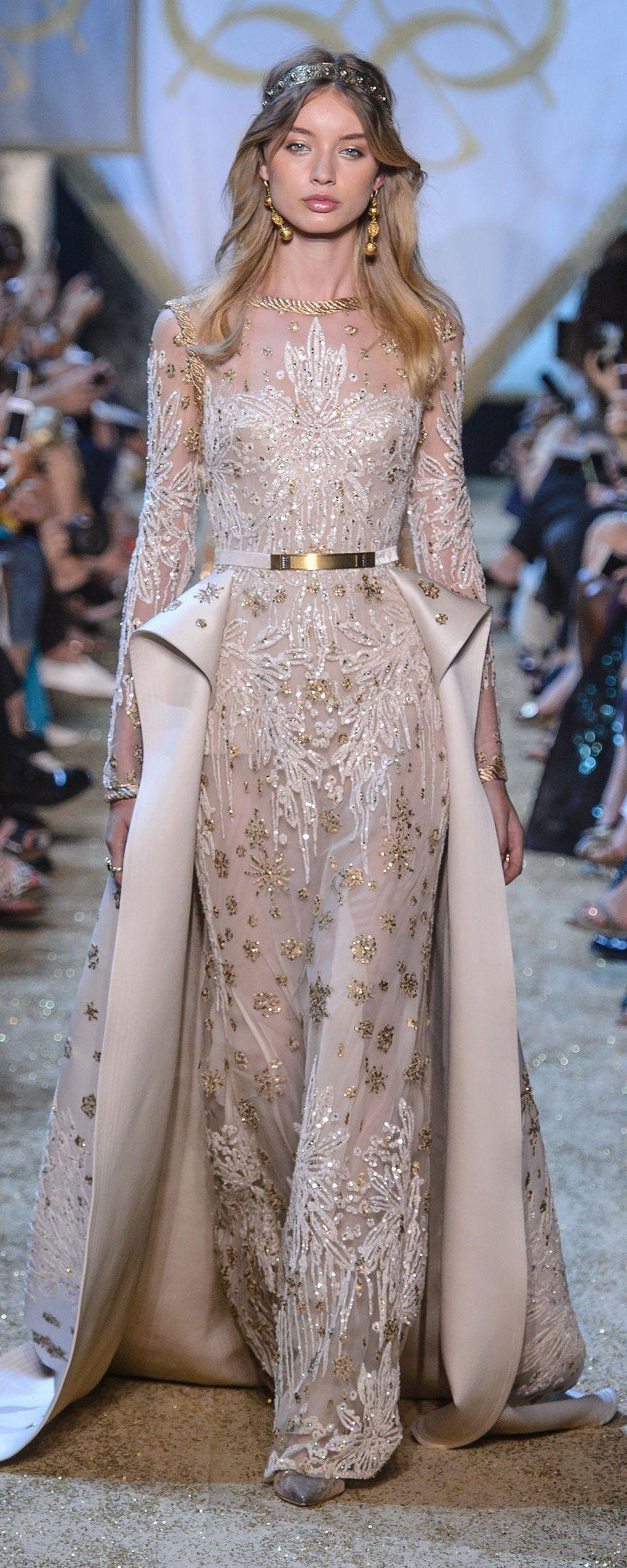 Robe de soiree elie saab 2018