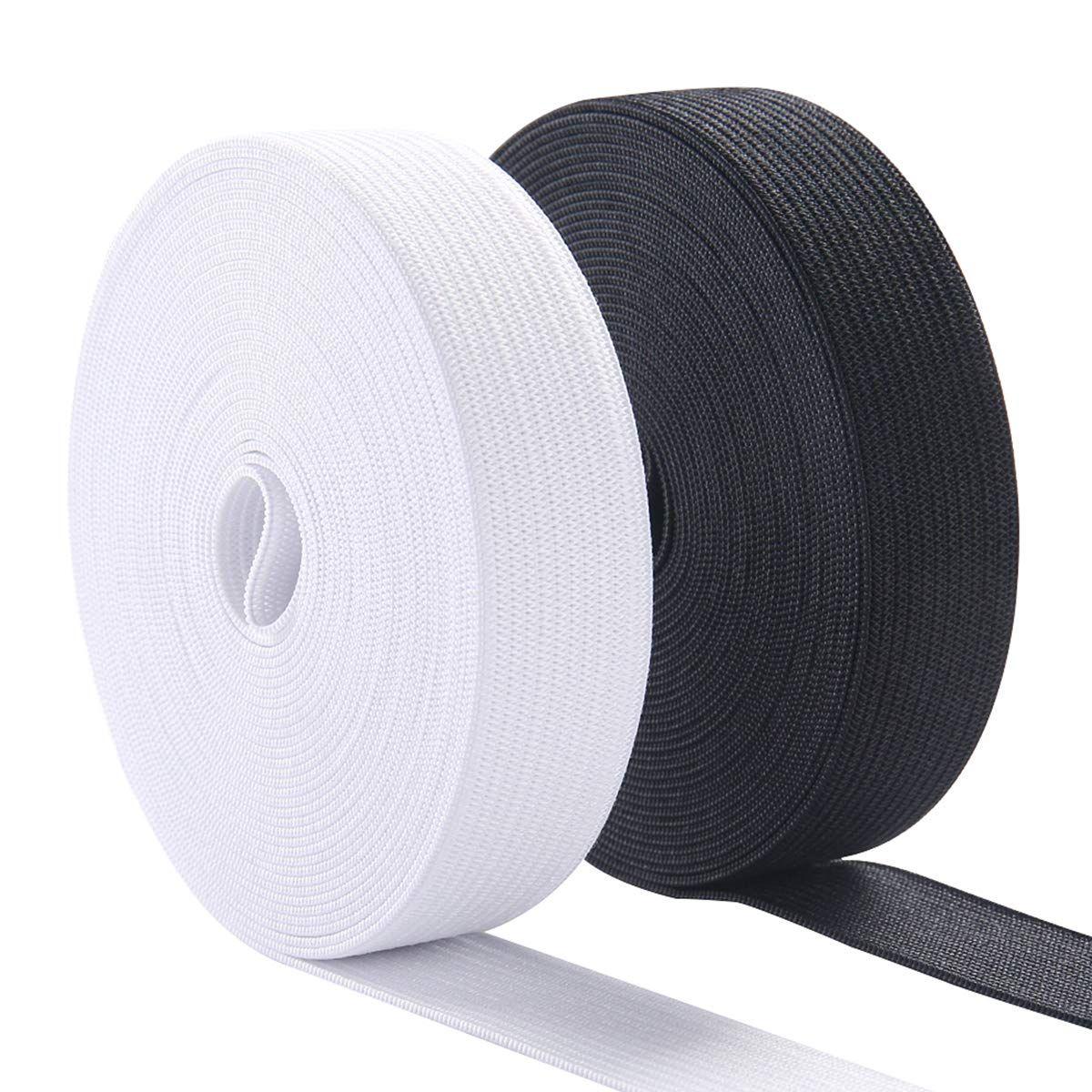 Sewing Elastic Band 3 4 Inch Wide Heavy Stretch High Elasticity