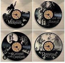 Bildergebnis Für Schallplatten Basteln Tipps Disney Kunst