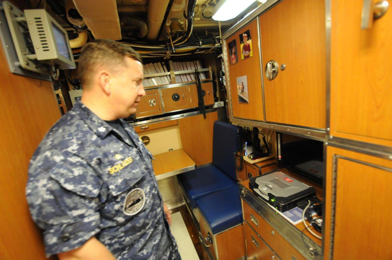 Navy\'s most cutting-edge submarine tech ever (photos) | Uss north ...