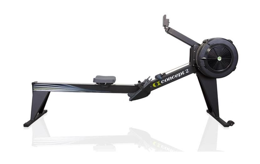 Concept2 Model E Rower Black Indoor Rowing Rowing Machines Concept2