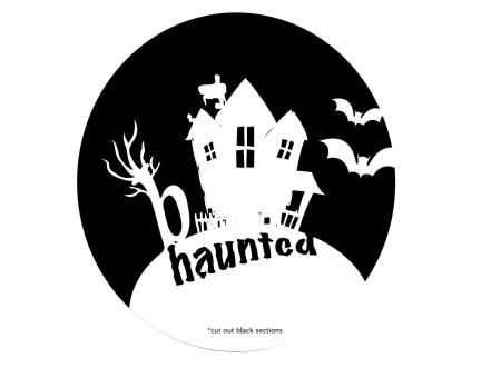 Halloween Pumpkin Carving Patterns Haunted houses and Pumpkin carving - halloween design