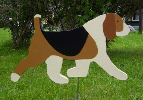 Beagle And Puppy Dog Statue Sculpture These Beagle Dogs Looks So