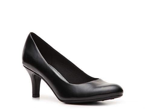 Lifestride Parigi Pump - WOMEN - BLACK