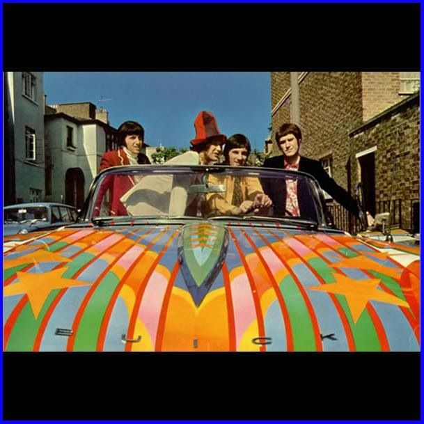 The Kinks Buick