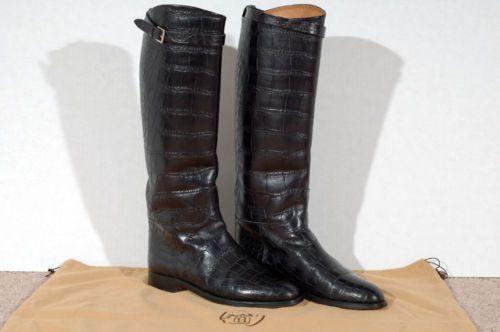 Authentic And BootsAmazing Crocodilealligator Women's Hermes WeH9E2YDI