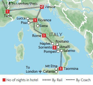 Map Of Italy Positano Positano Italy Italy Map Positano
