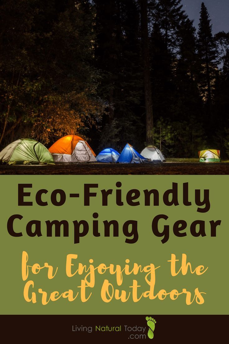 Photo of Eco Camping Gear for Enjoying the Great Outdoors