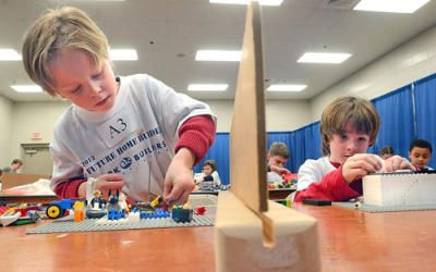 Young York builders put Lego skills to the test - York Dispatch