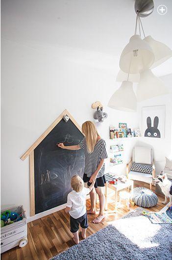 Little Architect Desk in Dark Blue