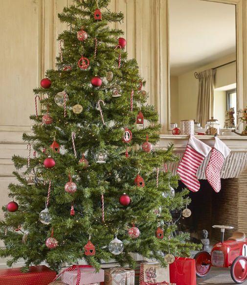 Addobbi Natalizi Maison Du Monde.Maison Du Monde Propone Un Natale Chic Natale 2016 Alberi Di