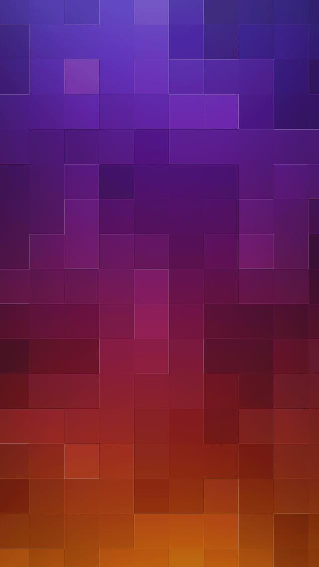 Purple Pixels art pixel Android wallpaper, Iphone 5