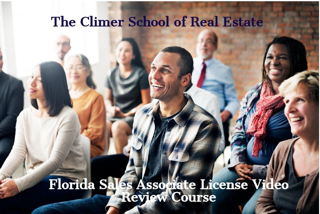 Online Video Review Course Florida Real Estate Exam With Images