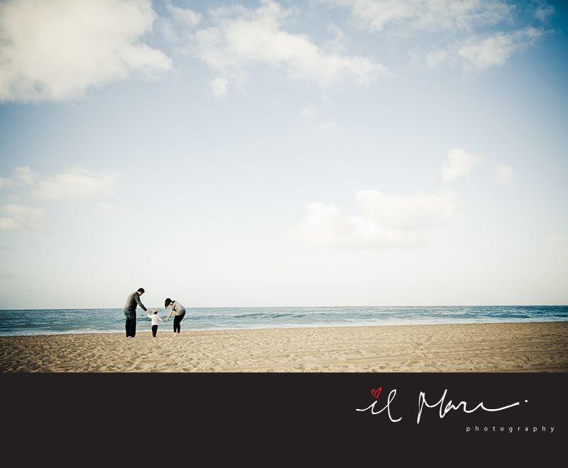 Joaquin, Miguel and Paula in Santa Monica, California » IL MARE PHOTOGRAPHY