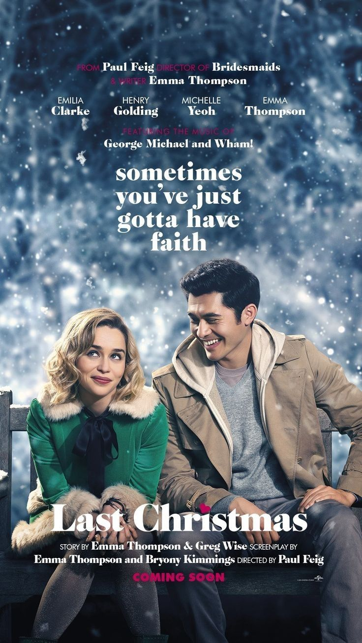 'Last Christmas' (Cinema Trip 28/11/2019) 7 out of 10