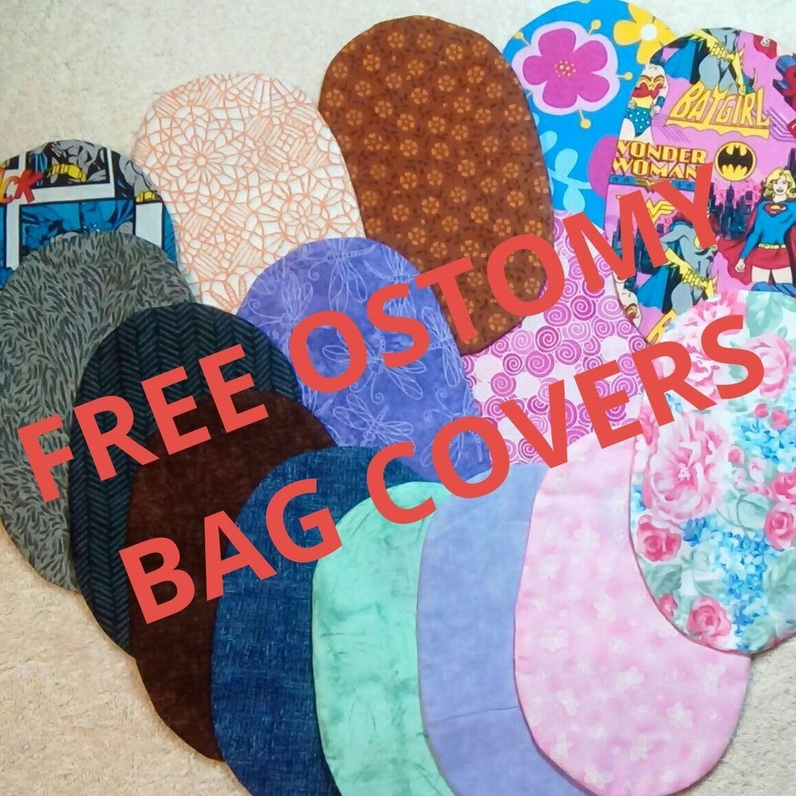 how to make an ostomy pouch cover