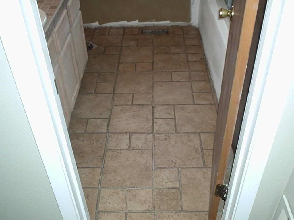 Tile Patterns With 16x16 Tile How To Lay Tile In Diagonal