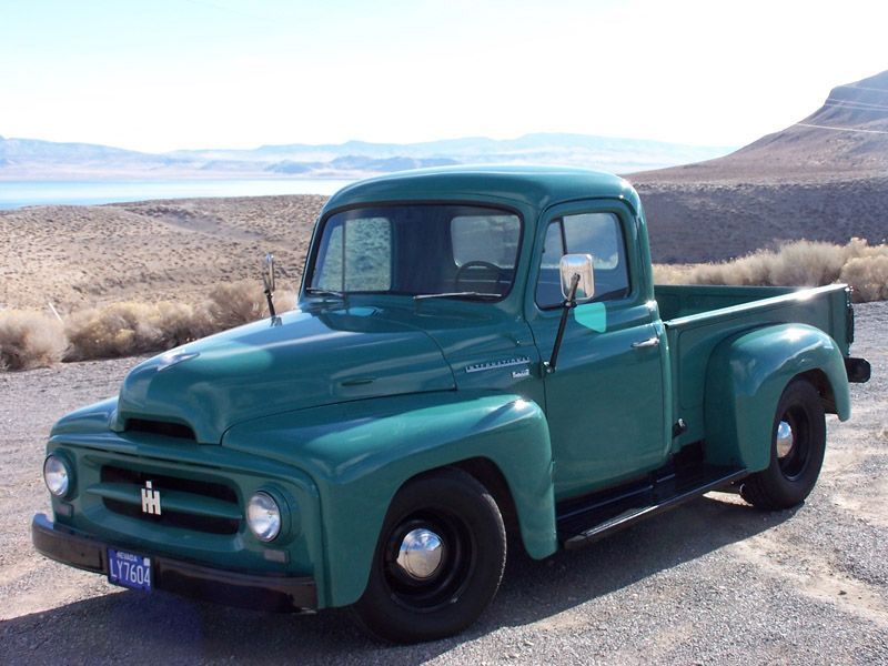 Outback Parts 1955 International Old Pickup Trucks