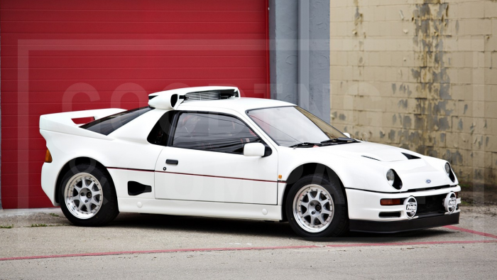 1986 Ford Rs200 Evolution Gallery Supercars Net Rally Car
