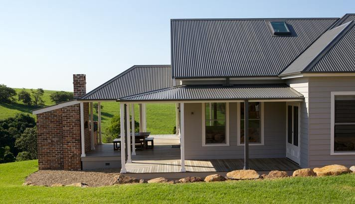 STRONGBUILD HOME BUILDERS SYDNEY AND SOUTHERN NSW   CLASSIC DESIGNS    Classic Country Homes   The Bloomfield Home   Bloomfield Strongbuild  Classic Designs ...