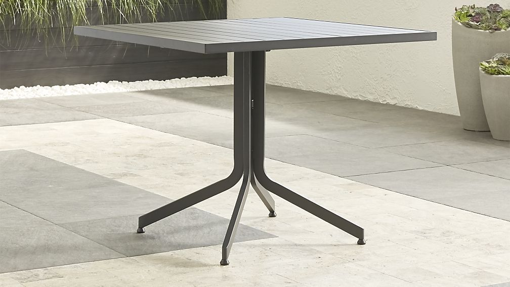 Largo Square Fliptop Dining Table | Dining table, Outdoor