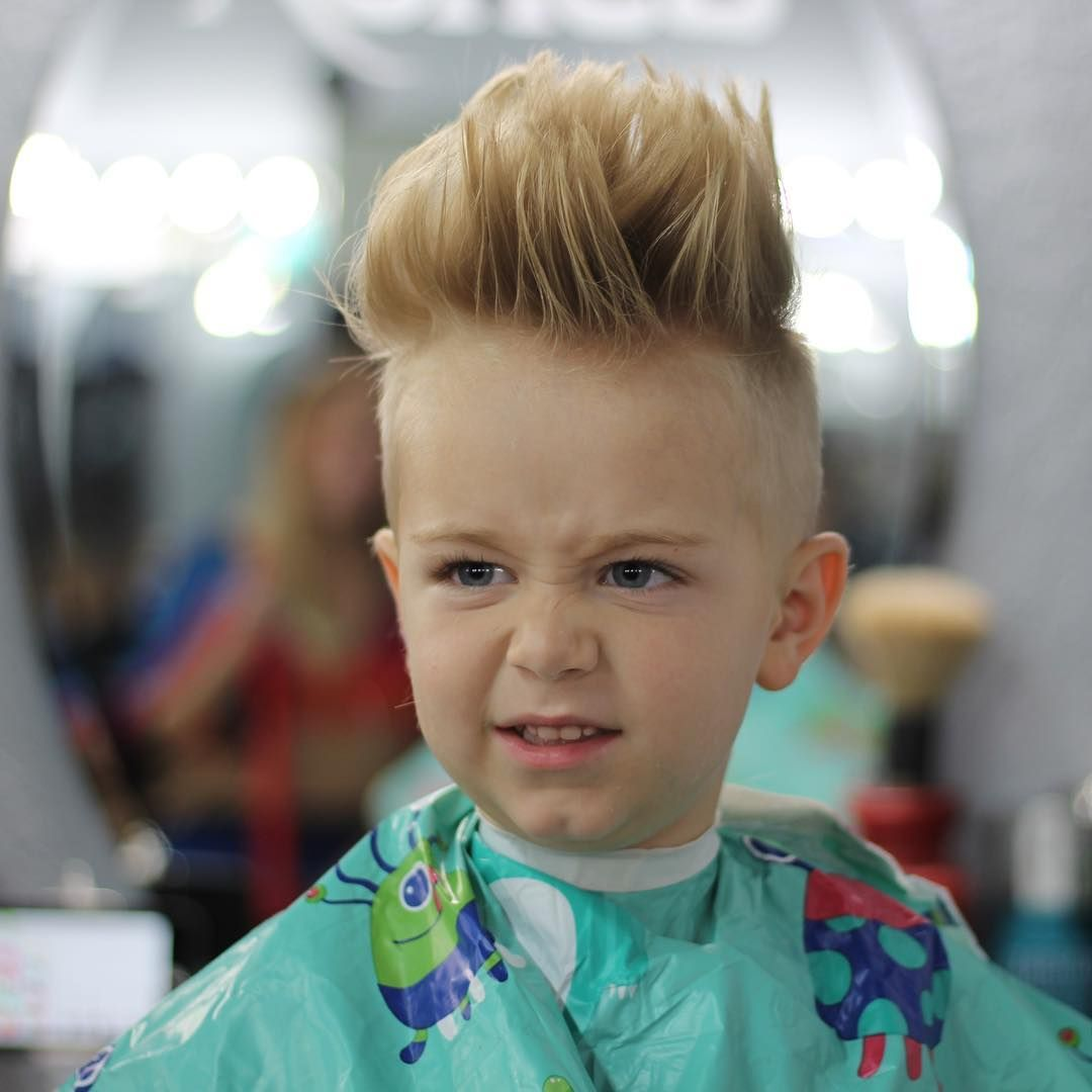 Kinder Jungen Coole Frisuren 2018