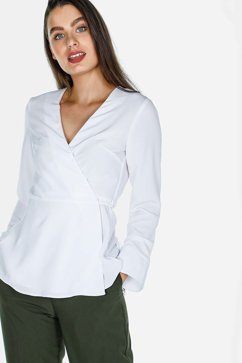 b0f985d00ba3 Wrap Top - Oakridge Formal - Shop Ladies - Oakridge - Brands ...