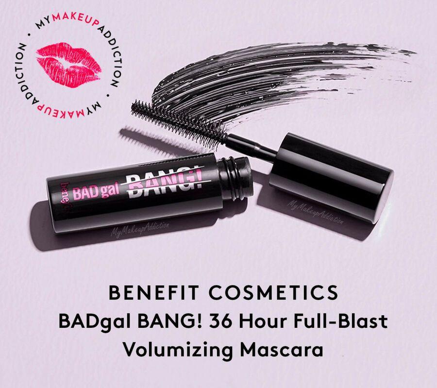 39c6379027d Benefit BAD Gal BANG Volumizing Mascara Black .1 oz/ 3g Deluxe Travel Sz  602004083289