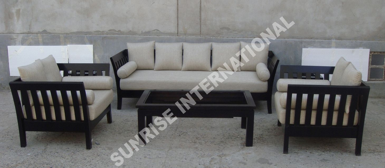 Wooden Sofa Sets, Living Room Furniture Designs Email:   Jetain@sunriseartexports.com