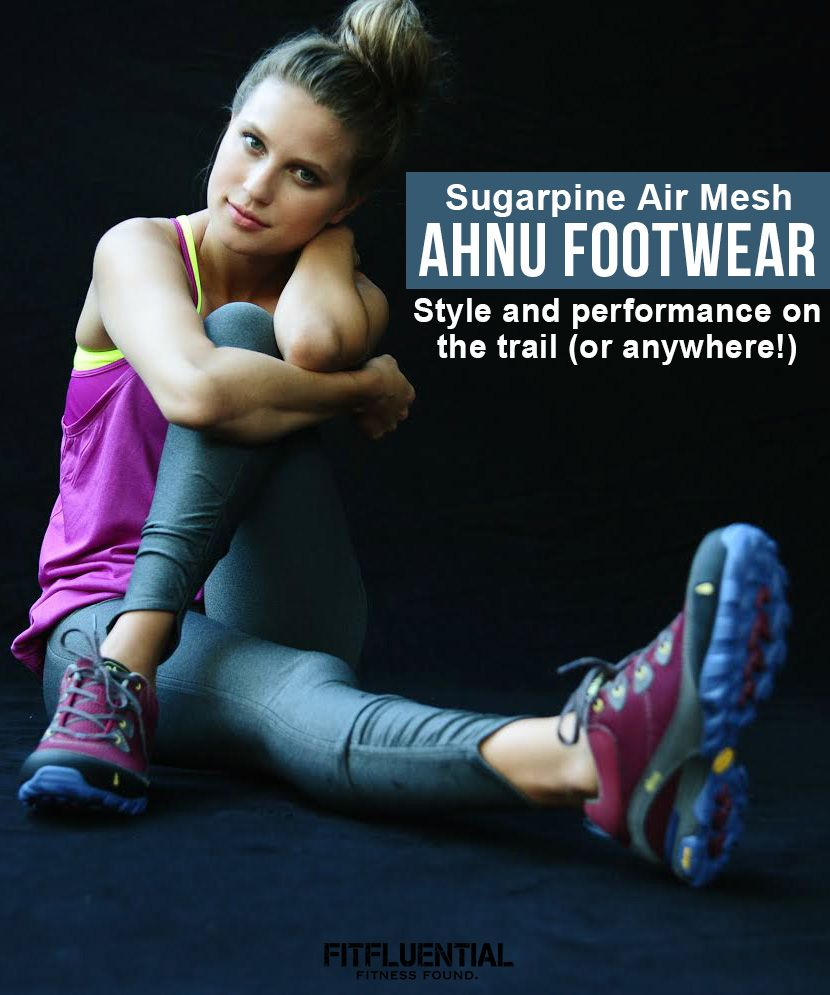 Now that Spring is here- who's ready to go hiking? Hit the trail with our client Ahnu and The Sugarpine Air Mesh footwear: Style and Performance wherever you trek.