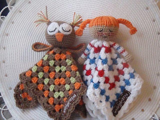 Free Crochet Pattern Shower Gift Idea Baby Blanketdoll Http
