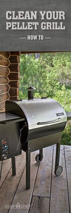 How to Clean Your Pellet Grill | Grilling, Pellet grill ...