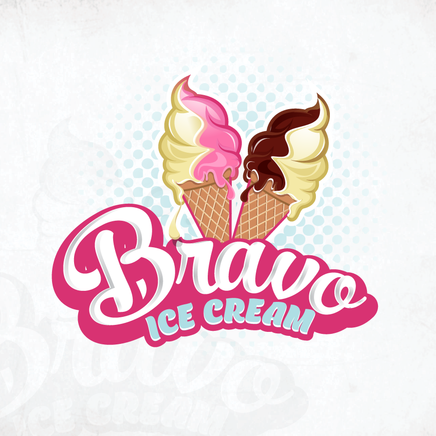 30 ice cream logos that will melt the competition in 2020