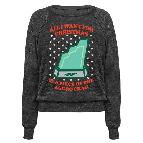 All I Want For Christmas Is A Piece Of The Aggro Crag Show You Love For 90s Game Shows With This Funny Christm Halloween Outfits Pumpkin Shirt Halloween Shirt