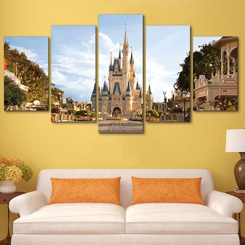 Cinderella Castle - Memories on Main Street | Cinderella castle ...