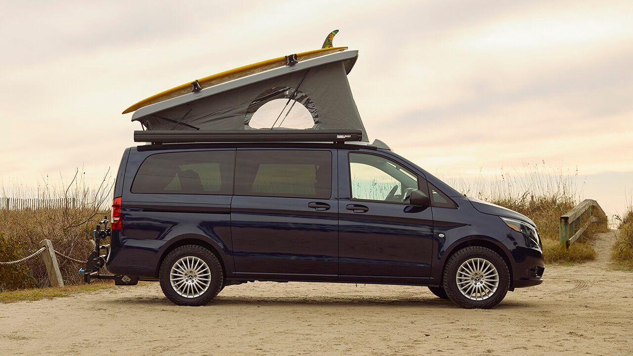 Pin by DeaL News on Camper Vans in 2020 Mercedes benz