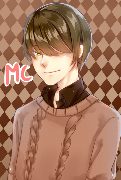 MC MALE (by HBM20, Mystic Messenger, gender bender)