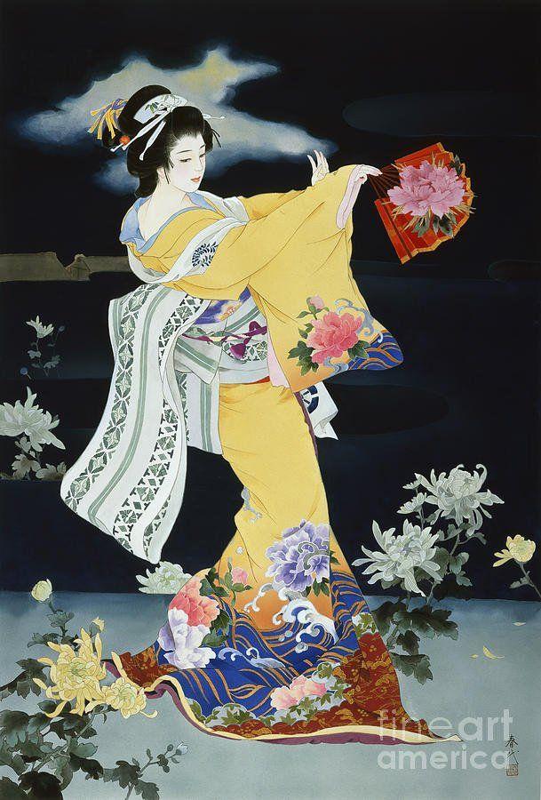 Японская художница Haruyo Morita. Обсуждение на LiveInternet ...