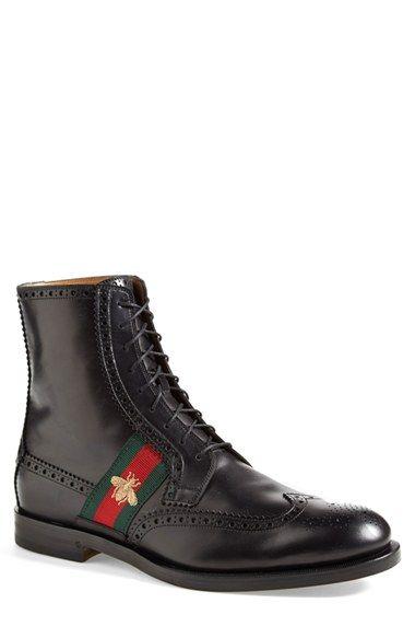Gucci 'Strand' Wingtip Boot (Men